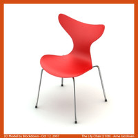 arne jacobsen chair max