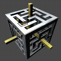 CubeMaze.obj
