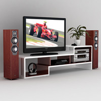 Home Entertainment Set