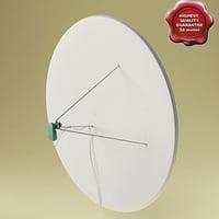 Satellite aerial V7