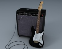 Fender_Stratocaster_LightWave.zip
