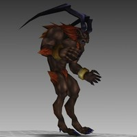 3d model ifrit