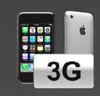 3d iphone 3g model