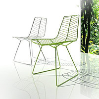 arper leaf chair 3ds