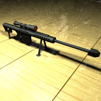 m107 sniper rifle - photo #37