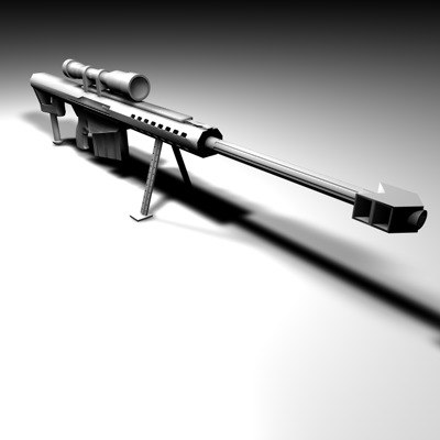 m107 sniper rifle - photo #17
