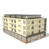3d model office