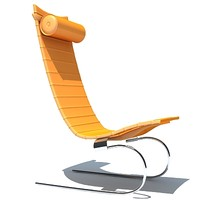 3ds chair poul kjaerholm
