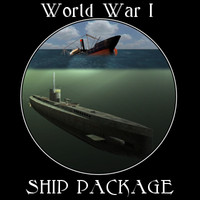 Ship Collection WW1