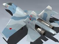 Su-27UB Flanker C (Russia)