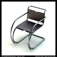 MR Arm Chair