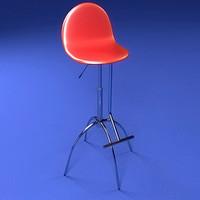 lightwave modern chair