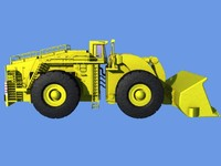 L1800 Loader Excavator