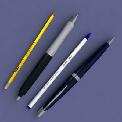 Pen_Pencil_Collection_01.bmp