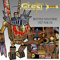 battle machine 3ds free