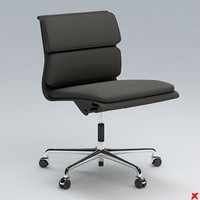 3ds max chair office