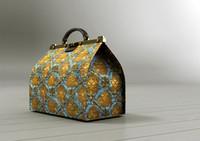3d handbag