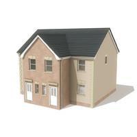 3d house12 model