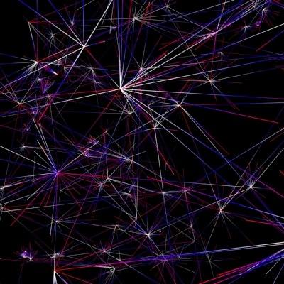 3d internet cyber space model