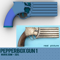 PEPPERBOX GUN #1.rar