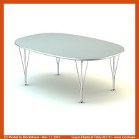 arne jacobsen table max