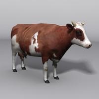 bull ox bovine max