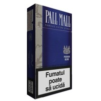 pall mall extra kings 3d model