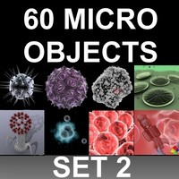60 Micro Objects Set 2