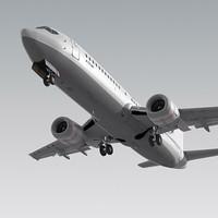 737-400 Plane (S)