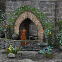 Romantic Place for Poser 4+