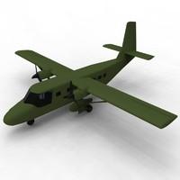3d gaf nomad model