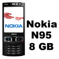 nokia n95 8gb 3d model