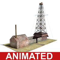 3ds low-impact oil gas drilling