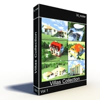Villas Collection Vol1