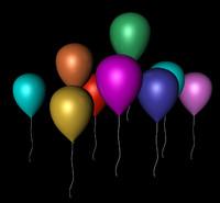 balloon c4d