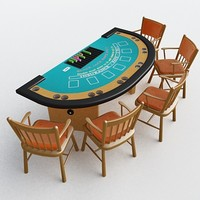 black jack table.zip