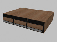max small tray cassette holder