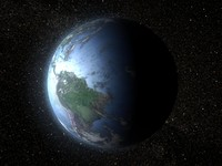 Photoreal Earth v1.0 for MAYA