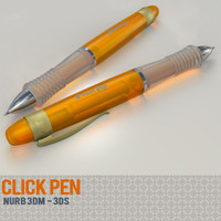 3ds max pen ball point