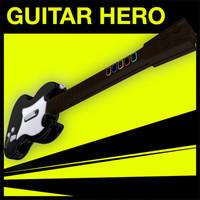Guitar Hero - Guitar