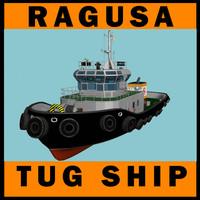 Tug Ship Abrolhos