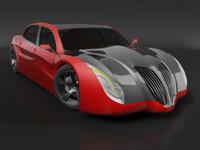 Concept car  Beast
