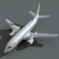 737-500 Plane (S)