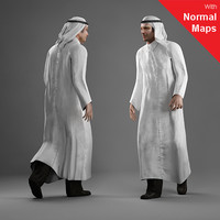 3d axyz human characters