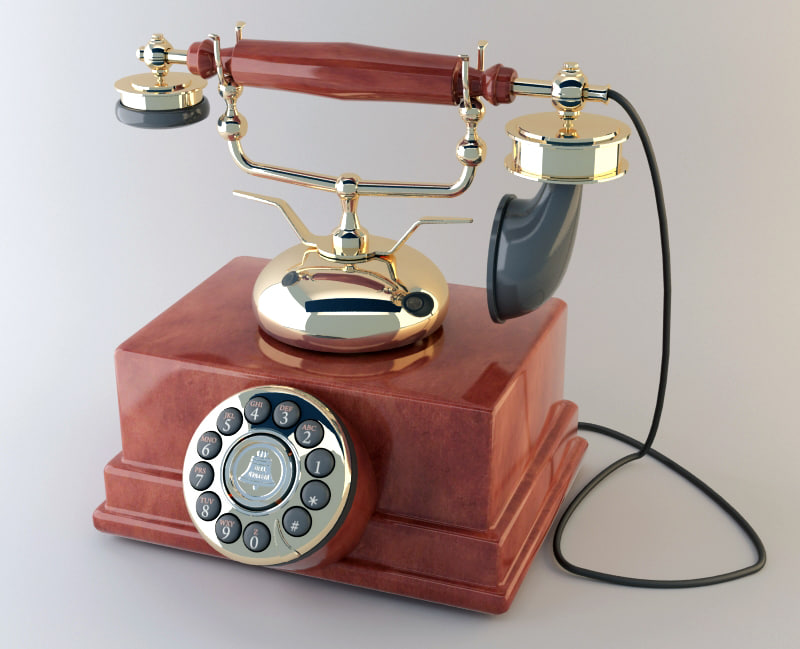 Antique Phone Replica-Sultan.jpg