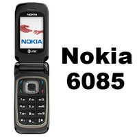 3ds max nokia 6085 cell phone