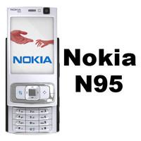 nokia n95 3d max