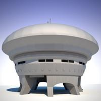 max building sci-fi