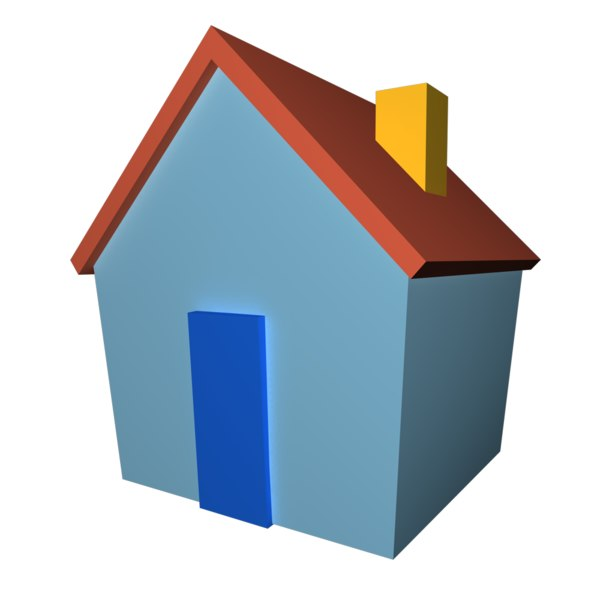3d model of simple house msn Simple 3d modeling online