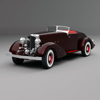 3d 1932 imperial roadster